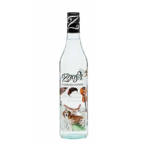Znaps Pure Lake Gateway vodka 70 cl
