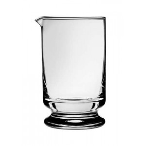 UB Calabrese Foted Mixing glass 630ml