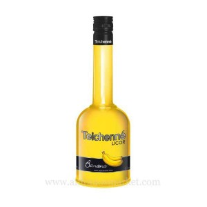 Teichenné licor banana 70 cl