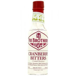 Bitter Fee Brothers Cranberry Bitters