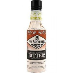 Bitter Fee Brothers Whiskey Barrel 15cl