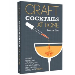 Libro -Craft Cocktails at Home