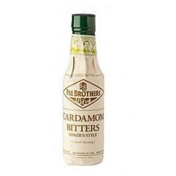 Bitter Fee Brothers Cardamomo 15cl