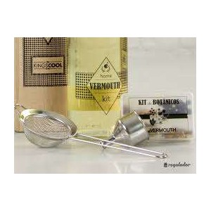 HOME VERMOUTH KIT VINO BLANCO
