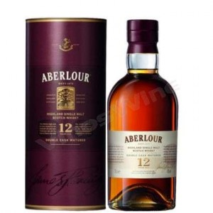 Whisky Aberlour 12 Double Cask