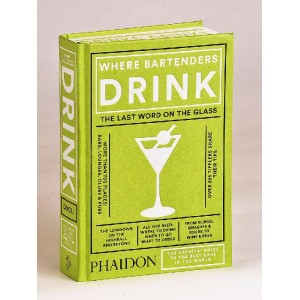 Libro Where Bartenders Drink