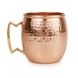 PI Moscow Mule Mug Hammared 470ml