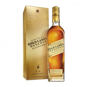 Johnnie Walker Gold Reserve 70 cl 40%