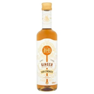 House of Broughton Ginger Syrup 500ml