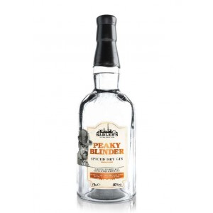 Gin Peaky Blinder Spiced Dry 70cl