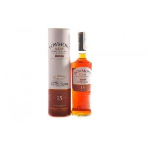Whisky Bowmore 15 años