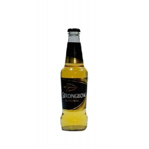 Sidra inglesa Strongbow original