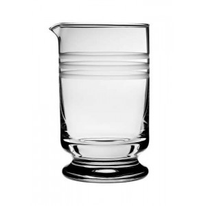 UB Calabrese Foted Mixing glass cutted