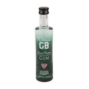 Miniatura William Chase GB Gin 5cl