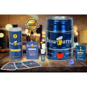 Brewbarrel India Pale Ale Barril Kit