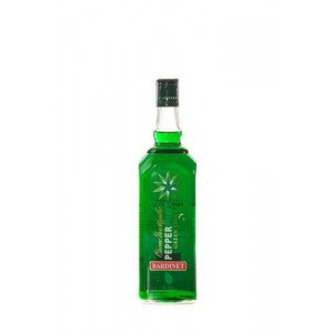 Bardinet Peppermint Green 24% 70 cl
