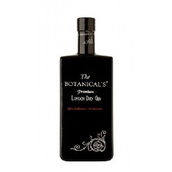 Gin The Botanicals  42,5% 70 cl